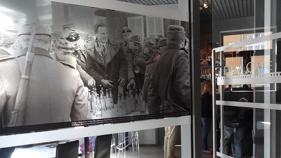 Schindler Fabriek Cafe List